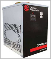 High Temperature Refrigerated Air Dryers