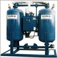 Heatless Desiccant Dryers